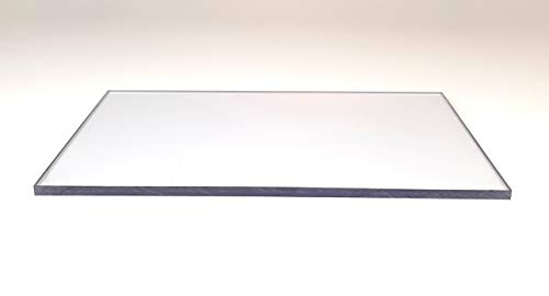 1,5 mm Polycarbonat Platte Makrolon ® Tafelformat 2050 x 1250 mm transparent/farblos