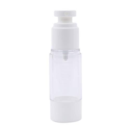 Kaned Cosmetic Spray Bottle Bouteille de pulvérisateur vide transparente rechargeable, 30ML, taille 2