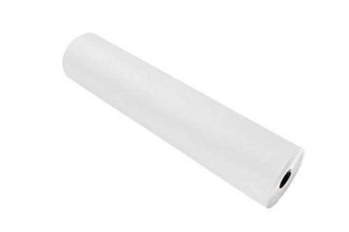 RiteCo 21301 Dual-Surface Paper Art Roll, Medium Weight, 48' x 200', White