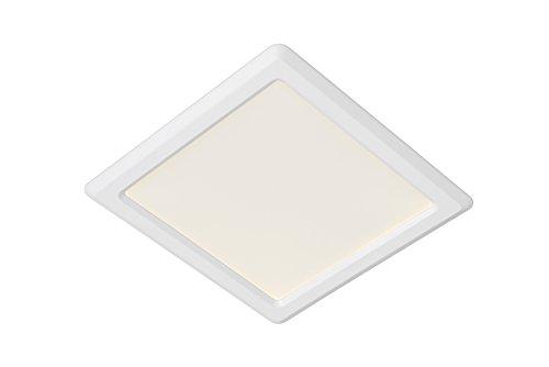 Lucide TENDO-LED - Spot Encastrable - LED - 1x9W 3000K - Blanc