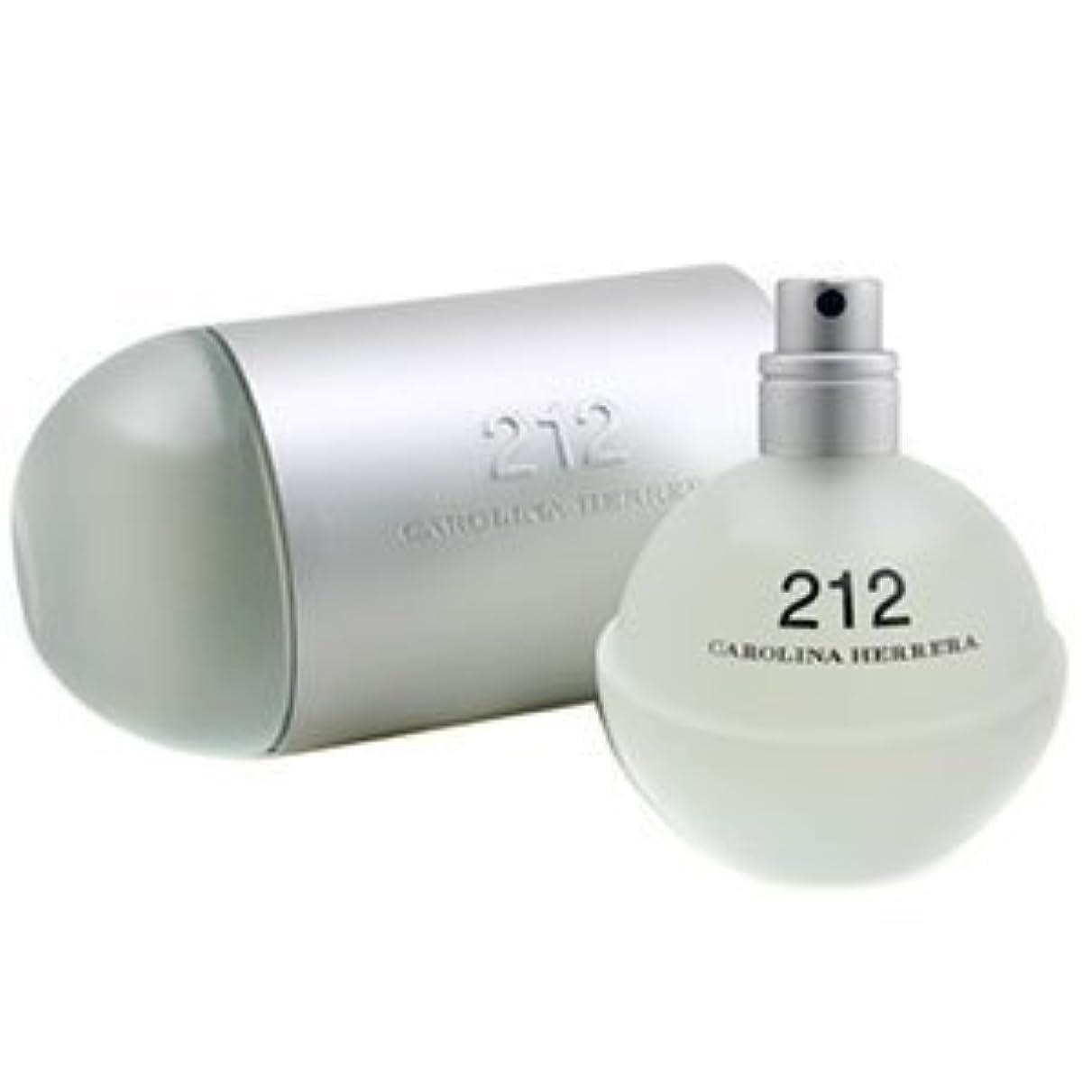 受粉者信頼性圧縮されたキャロライナ ヘレラ 香水 212 EDT SP 60ml ( 30ml ×2) 【並行輸入品】