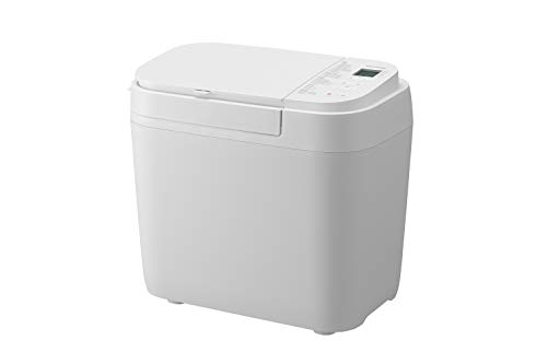 Panasonic SD-B2510 Automatic Breadmaker, with Gluten Free Programme - White