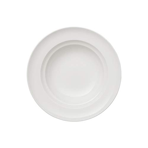 like by Villeroy & Boch Group 1952932700 Neo - Plato Hondo (23 cm), Color Blanco