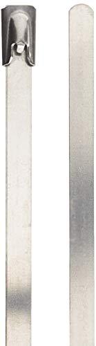 Metall-Kabelbinder 4,6x360mm Edelstahl