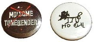 MO'SOME TONEBENDER モーサムトーンベンダー - バッジ 2個セット / バッジ 【公式/オフィシャル】