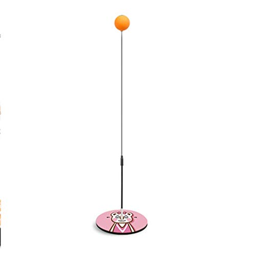 Check Out This YONGMEI Table Tennis Single Training Device Sucker Ping Pong Trainer Practice Set Met...