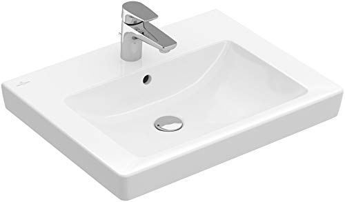 Villeroy & Boch Lave-Mains Subway 7113F2 600x470mm,...