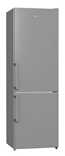 Gorenje RK 6192 EX Kühl-Gefrier-Kombination / A++ / Höhe 185 cm / Kühlen 229 L / Gefrieren 95 L / LED Beleuchtung /Anti-Fingerprint-Beschichtung