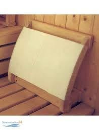SudoreWell® Sauna-Kopfstütze