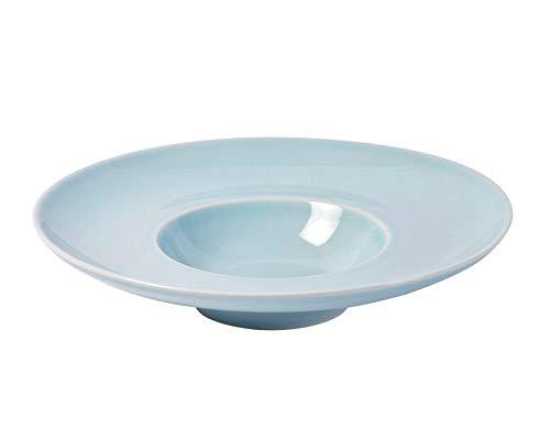 Plato de degustación de porcelana Pillivuyt France de lujo, para comer y sopa o pasta fina