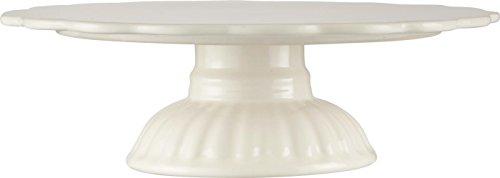 IB Laursen - Tortenplatte - Mynte - Butter Cream - Steingut - Ø 29 cm