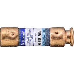 Littelfuse FLNR-25 Class 25A Flnr25 RK5 Fuses 25 Amps (PACK OF 5)