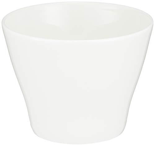 NARUMI(ナルミ) ボウル 皿 スタイルズ(Styles) ホワイト 径8.5cm 140cc フリーカップ 電子レンジ温め 食洗機対応 50481-2678