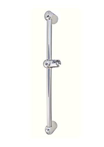 Romy Brausestange Metall 60 cm mit Brausehalter Duschstange Dusche Brause
