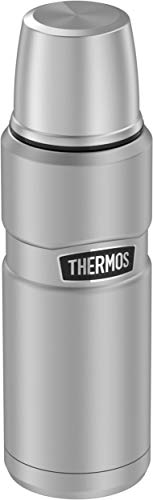 THERMOS Stainless King Compact Bottle 16 Ounce
