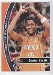 Swin Cash; Candice Dupree (Basketball Card) 2009 Rittenhouse WNBA - All-Stars #AS4