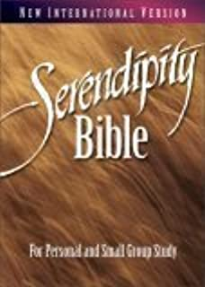 Serendipity Bible 10th Anniversary by Zondervan (Oct 3 1996)