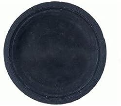 Membraanventiel, 3-wegs, Edyco, 45 mm
