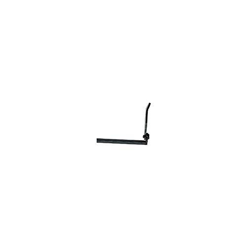 Arrêt marseillais à scellement - Carré : 8 - Longueur : 130 mm - Décor : Noir - ITAR
