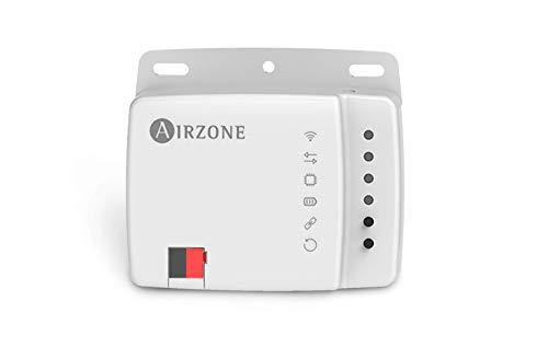 AIRZONE - Aidoo Control KNX - Pasarela de integración aire acondicionado - Controlador Aire Acondicionado Hitachi - Control Climatización Inteligente