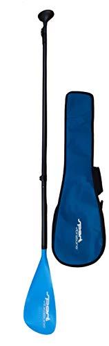 Sport Vibra - Juego de 3 remo de carbono 8-0, antitwist, superligero, con bolsa de calidad