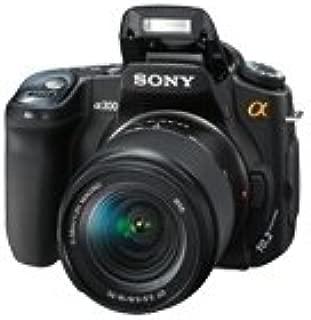 Sony Alpha 300 - Cámara Réflex Digital 10.2 MP (Objetivo 18-70mm ...