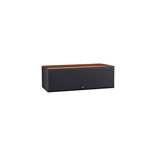 Davis Acoustics STENTAURE C MK2 – Zentrallautsprecher – 180 W – 3 Lautsprecher – 95 dB – Woofer 2 x 17 cm – Nussbaum