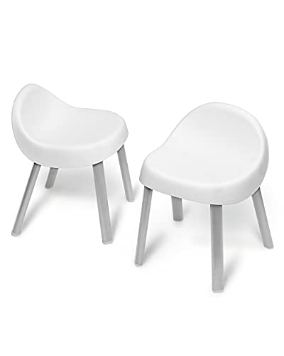Skip Hop Toddler's Activity Chairs, White