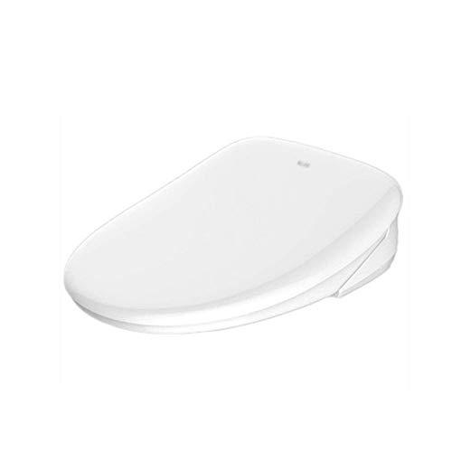 Inteligente de asiento de inodoro, bidé eléctrico digital inteligente del asiento de tocador, baño de limpieza dispositivo de asiento del calentador de agua Desodorante Antibacterial, B (Color: A) Kai