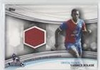 Yannick Bolasie (Trading Card) 2013 Topps English Premier Gold - Jersey Relics #JR-YB