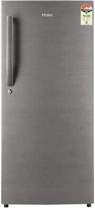 Haier 195 L Single door Refrigerator HRD-1954CBS-E