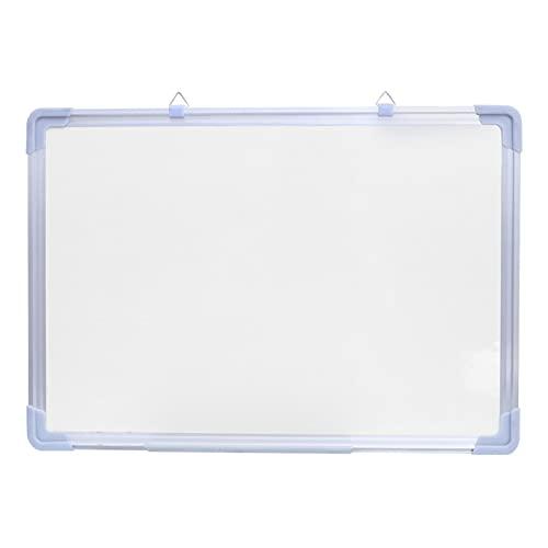 JKXWX Pizarron Doble Lateral Colgante Whiteboard Oficina Escuela Magnetic Blanco Tablero Mensaje Mensaje Whiteboard Escribir Tablero Boletín Tablero Drawin Pizarra Blanca