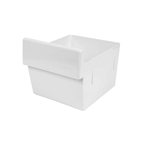 Electrolux 2247074103 Cassetto Verdura Quadrato per Frigorifero, Bianco
