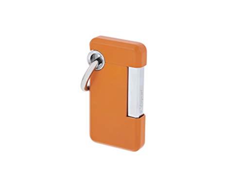 Accendino Opaco Arancione stoppato ST Dupont