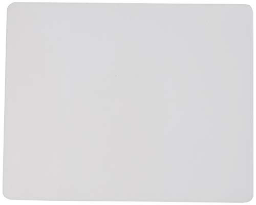"""Artistic Eco-Clear Antimicrobial Frosted Desk Pad, 19"""" x 24"""" 