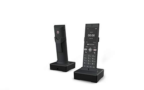 CoComm DT200 - Teléfono móvil Fijo 4G LTE (microSDHC, Ranura gsm, 320 x 240 píxeles, TFT, 256 MB)