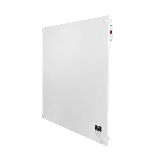 Amaze Heaters Wall Mounted Electric Heater, Heat Reflector, 250 Watt
