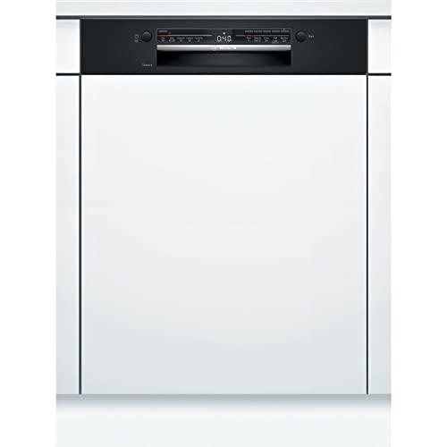 Bosch Semi-integrated Dishwasher - Black