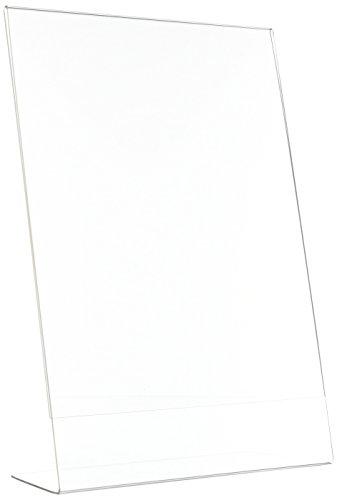 SEKISEI フォトフレーム サインスタンド 片面用 A4 縦置き SSD-2737-00