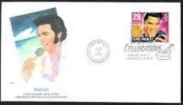 Ballads Elvis Presley First Day Cover Cachet; 1993 Celebration 29c FDC #2724