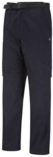Craghoppers Kiwi Pantalon Convertible pour Homme Bleu Dark Navy 42 Small