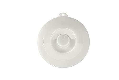 Lurch 220604Tapa Universal para ollas, sartenes y Cuencos, Silicona, Transparente, 21x 21x...