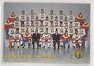 Team Checklist - Malmo IF Malmo (Hockey Card) 1994-95 Leaf Elit Set Sweden - [Base] #314