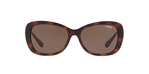 Vogue 0VO2943SB Gafas de sol, Negro, 54 para Mujer