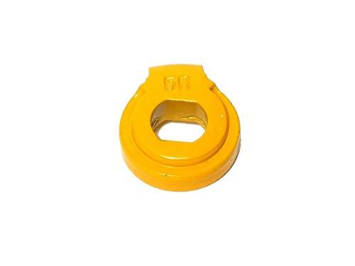Shimano Nexus Inter-3/Inter-7/Inter-8 Nabenschaltung Fixierscheibe Sicherungsscheibe rechts 5R gelb