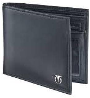 Titan Formal Black Men's Wallet (TW112LM1BK)