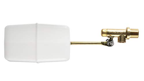 """Control Devices Heavy Duty Leveler Auto Fill 3/8"""" Water Float Valve w/ 3"""" Arm for Pool Pond Spa"""