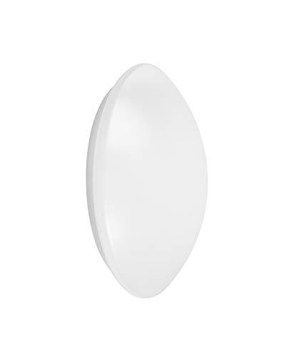 Ledvance Anbauleuchte, Stahl, 13 W, Weiß