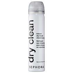 SEPHORA COLLECTION Dry Clean Instant Dry Brush Cleaner Spray 2 oz