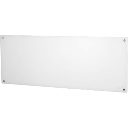 21aApv74H1L. SS500  - Mill 99427 1200W WIFI App Controlled Glass Fronted Panel Heater | Digitally Registered Advanced Ther